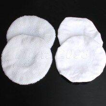 2pair 23cm Soft Wool Car Polishing Bonnet Buffer Pads For 9inch 10inch Car Polisher Waxing Auto Polish Sponge Cover Pad Car Wash