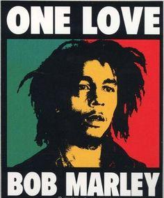 One Love...!