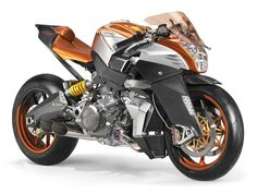 Aprilia.  What do you think of this beauty?