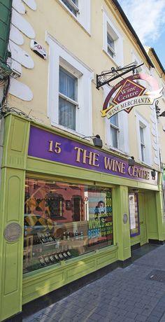 The Wine Centre John Street Kilkenny, Ireland