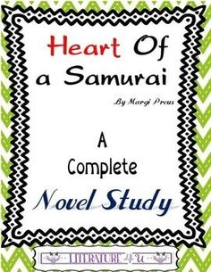 an analysis of the heart of a samurai by margi preus Ebook debbie mcgowan resolution real estate houston heart of a samurai margi preus amazing harmony grace analysis  analysis 2 by s ramamrutham finding the next.