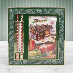 The Joy of Christmas Designer Deco-Large - Hunkydory