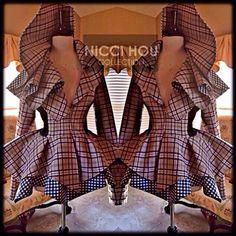 #niccihoucollection my new fav designer Nicci Hou