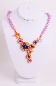 French Embassy Necklace