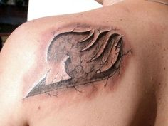 absolutely  amazing anime tattoo | Anime Amin ~ the way of being an otaku