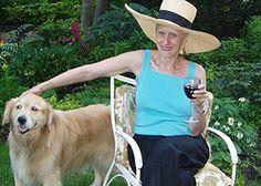 Sara Paretsky, author of V.I Warshawski series