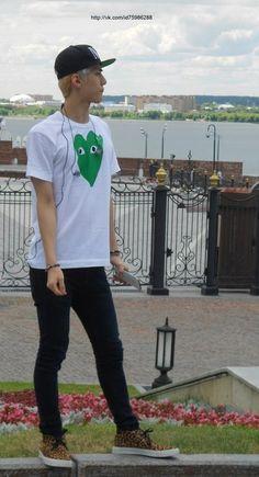 Sehun /EXO hes so skinny and sassy