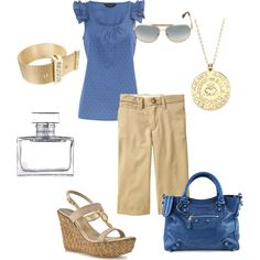 Summer Love, created by princessage.polyvore.com