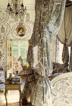 Rococo decor