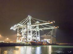 Nuit du Tourisme - Visite nocturne de Port 2000 à bord du Havre II