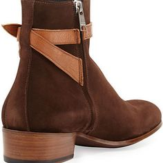 Mens Suede Boots, Suede Shoes, Leather Heels, Suede Leather, Men's Shoes, Shoe Boots, Dress Shoes, Cow Leather, Loafer Shoes