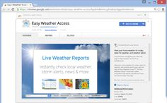 How to #Remove #Unwanted #Easy #Weather #Access #Browser #Extension