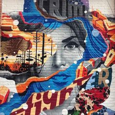 Tristan Eaton art is taking over the world : theCHIVE