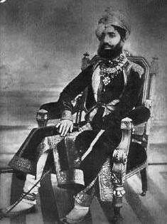 H.H. Raja Jaswant Singhji of Sailana By Rohit Sonkiya
