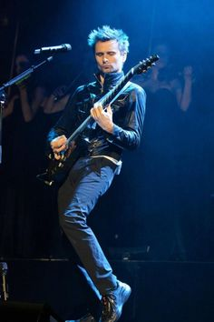 "MUSE: ""SUPREMACY""_ MUSE Live - 20 February 2013 - BRIT Awards, London, UK"