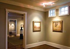 Scott Christensen has his own gallery within his studio...it's pretty amazing!