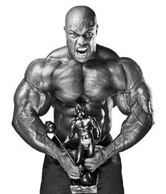 Image detail for -Phil Heath Biography | Phil Heath Contest History And Placing