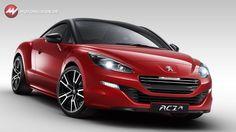 Peugeot RCZ R Front