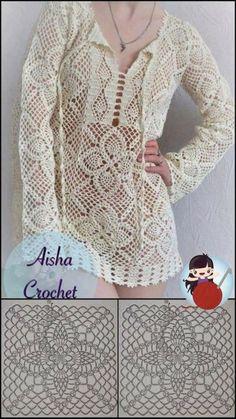 Freeform Crochet, Filet Crochet, Crochet Bedspread Pattern, Crochet Patterns, Crochet Chart, Crochet Stitches, Crochet Edgings, Cross Stitches, Crochet Motif