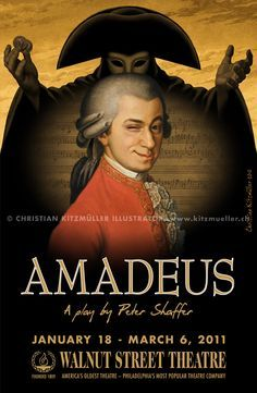 Can anyone look over my short essay on the play Amadeus please?