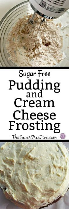 Lower Excess Fat Rooster Recipes That Basically Prime Sugar Free Pudding And Cream Cheese Frosting-Pudding Frosting Is So Yummy And This Recipe Is For A Sugar Free Pudding Frosting That Is So Easy To Make Too Great Dessert Or Snack Idea. Tolle Desserts, Diabetic Desserts, Köstliche Desserts, Great Desserts, Low Carb Desserts, Delicious Desserts, Dessert Recipes, Diabetic Recipes, Pudding Desserts