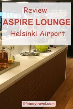 Aspire Lounge is located at Helsinki airport in Schengen area. In our review you will learn about the price and how to get in.