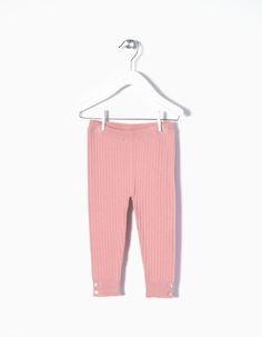 ZIPPY Baby Girl Knitted Leggings #ZYFW16 #5767217 Find it here!