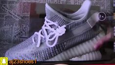 38158bb74a94 Yeezy Boost 350 V2 NON Static Reflective HD UNBOXING REVIEW from aj23shoes  net