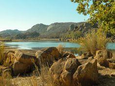 Matobo National Park Zimbabwe - Matopos Mtsheleli Dam