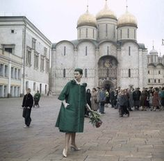 #Moscow #Dior #1950s