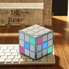 Fancy | LED Cube Bluetooth Speaker