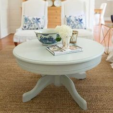 Pedestal Coffee Table NEW
