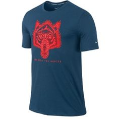 Nike Dri-FIT Graphic Running T-Shirt - Men s 06e93606cfe