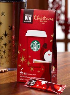 Starbucks® Christmas Blend