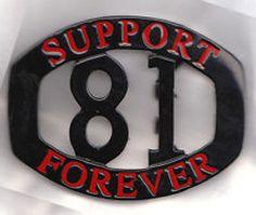 Hells Angels CaveCreek Gray Support Cap NEW