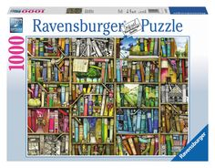 Magisches Bücherregal | Erwachsenenpuzzle | Puzzles | Shop | Magisches Bücherregal