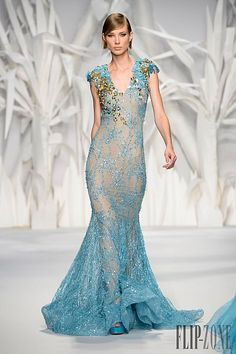 Abed Mahfouz Fall-winter 2013-2014 - Couture