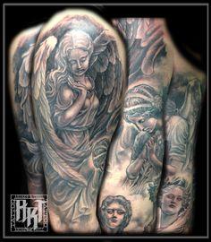 #andrewrtrull.com #spokanetattooartist I Tattoo, Tattoo Artists, Portrait, Tattoo Art, Headshot Photography, Portrait Paintings, Drawings, Portraits