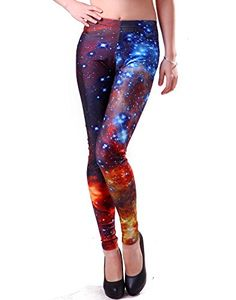 HDE Women's Funky Digital Print Design Graphic Stretch Footless Fashion Leggings (Binary Star, XS/S) HDE http://www.amazon.com/dp/B00PLXC284/ref=cm_sw_r_pi_dp_cqUkwb189CD89