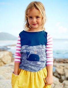 Coastal T-shirt 31897 Graphic T-Shirts at Boden