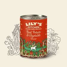 Image result for dog food tin