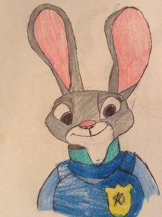 Officer Judy Hops