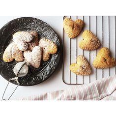 Il cuore nei biscotti di AureliaUrso via Instagra. #stevia #dolcificante #truvìa #eridania #ricetta #biscotti #sweet #dolcimomenti #eridanialovers #food