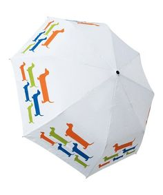 Another great find on #zulily! Little Dachshund Umbrella #zulilyfinds