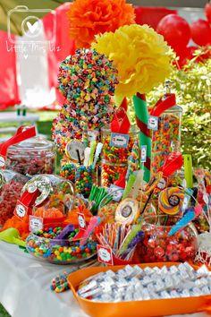 Dr Seuss candy bar