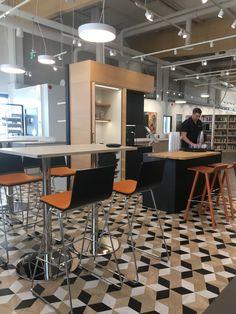 Topi-Keittiö on mukana yhteistyökumppanina  uudeen Merta kauppakeskuksen Kalajoen Kaupungin Kulttuurikeskuksessa.