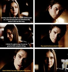 Elena cares too much