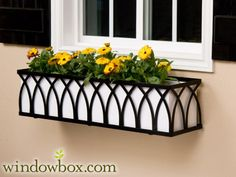 The Arch Window Box Cage(Square Design) - 99.97