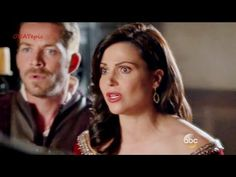 """Once Upon A Time 5x04 Regina & Robin with Snow & Charming """"The Broken Kingdom"""" - YouTube"""