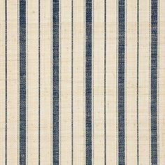 Phillip Jeffries wallcover ticking stripe pattern.